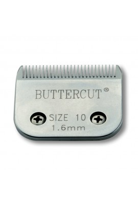 """Geib Buttercut 7"""" Universal SnapOn Stainless Steel Clipper Blade"""