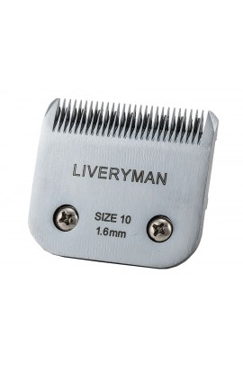 Liveryman Spare Clipper Blade 1.6mm No 10