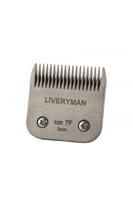 Liveryman Spare Clipper Blade 3mm No 7F