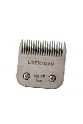 Liveryman Spare Clipper Blade 3mm No 7F