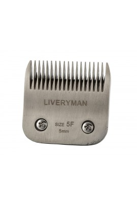 Liveryman Spare Clipper Blade 6.4mm No 5F