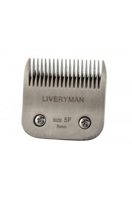 Liveryman Spare Clipper Blade 6.4mm No 5F