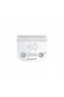 Oster Cryogen-X Pet Clipper Blade No 40 0.25mm