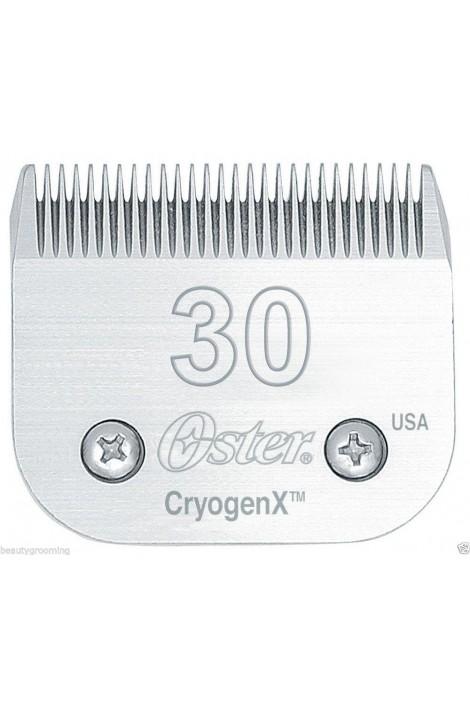 Επεξεργασία: Oster Cryogen-X Pet Clipper Blade No 30 0.5mm