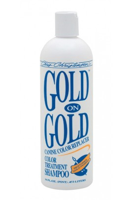 Chris Christensen Gold on Gold Color Revitalizing Shampoo