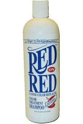 Chris Christensen Red on Red Color Revitalizing Shampoo