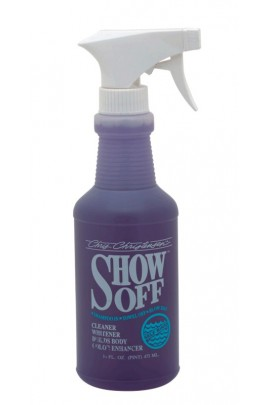 Show Off™ No Rinse Cleaner - Chris Christensen Show Off™ No Rinse Cleaner