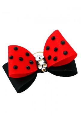 Show Dog Precious Bows® - Ladybug