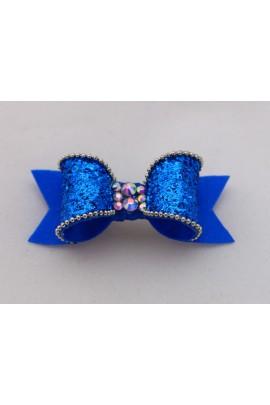 Show Dog Precious Bows® - Blue Amalthea