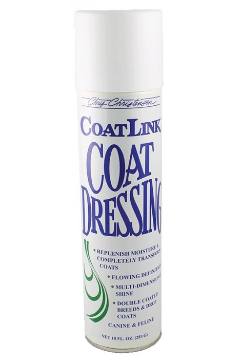 Chris Christensen CoatLink Coat Dressing