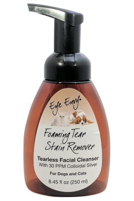 Eye Envy Foaming Tear Stain Remover