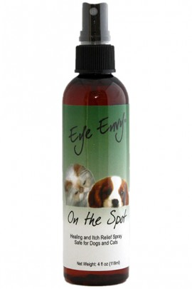 Eye Envy® On the Spot Healing and Itch Relief Spray