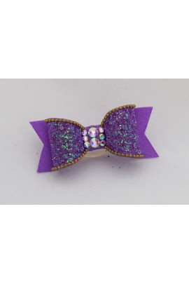 Show Dog Precious Bows® - Purple Amalthea