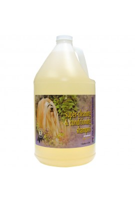 All Systems Super Cleaning & Conditioning Shampoo 3,78 L