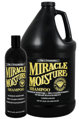 Miracle Moisture™ Shampoo - Chris Christensen Diamond Series Miracle Moisture™ Shampoo