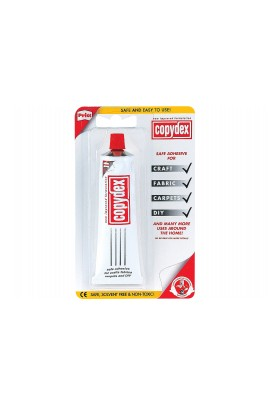 Pritt Copydex Ear Tip-Aid Glue Non-Toxic Tube 50 ml