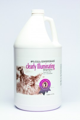 All Systems Clearly Illuminating Shampoo 3,78 L