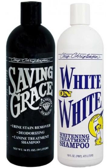 Saving Grace and White...