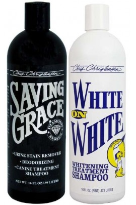 Saving Grace and White Bag Deal - Chris Christensen Saving Grace and White Bag Deal No 87