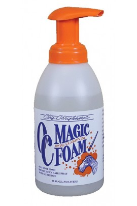 Chris Christensen OC Magic Foam No Rinse Cleaner