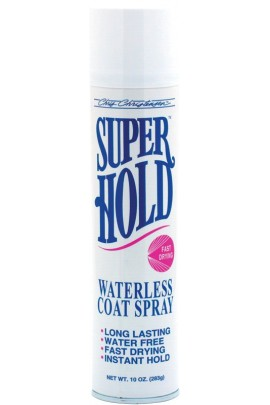 Chris Christensen Super Hold Waterless Coat Spray