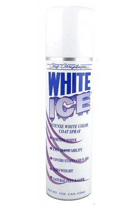 Chris Christensen White Ice Color Coat Spray