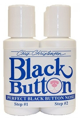 Chris Christensen Black Button Intense Black Nose Treatment Set