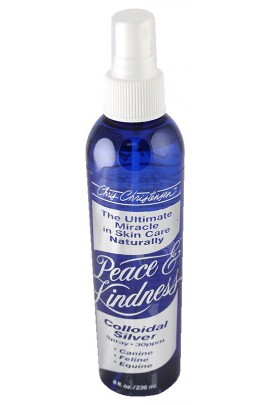 Chris Christensen Peace & Kindness Colloidal Silver Spray