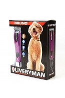 Liveryman Bruno Professional Dog Clipper 2xSpeed