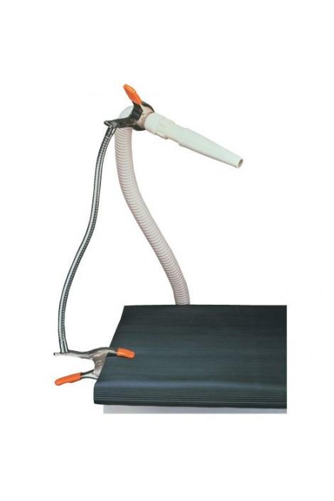 Βοηθητικός εύκαμπτος βραχίονας συγκράτησης του σωλήνα του blaster ή σεσουάρ χειρός.