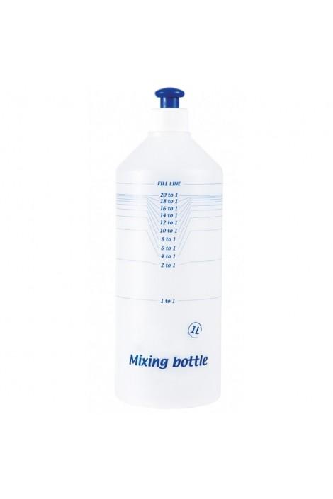 Empty Mixing Bottle