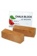 Cherry Knoll Brown Easy to Apply Twin Chalk Blocks
