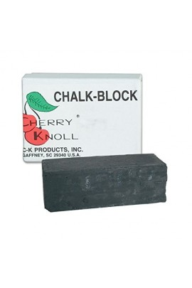 Cherry Knoll Black Easy to Apply Twin Chalk Blocks