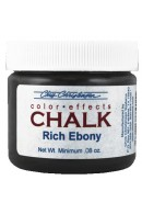 Chris Christensen Color Effects Loose Rich Ebony Chalk