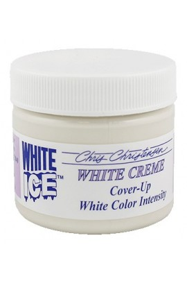 Chris Christensen White Ice Crème Cover-Up Creamy Mousse Chalk