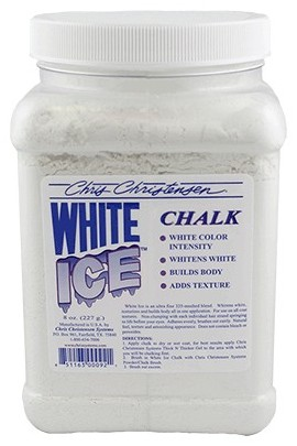 Chris Christensen White Ice Super-Fine Whitening Chalk