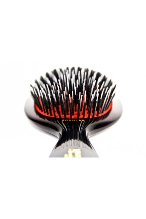 Populære Mason Pearson Handy Bristle & Nylon BN3 Dark Ruby Brush - showdog.gr RJ-91