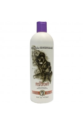 All Systems Color Enhnacing Botanical Conditioner Red/Brown