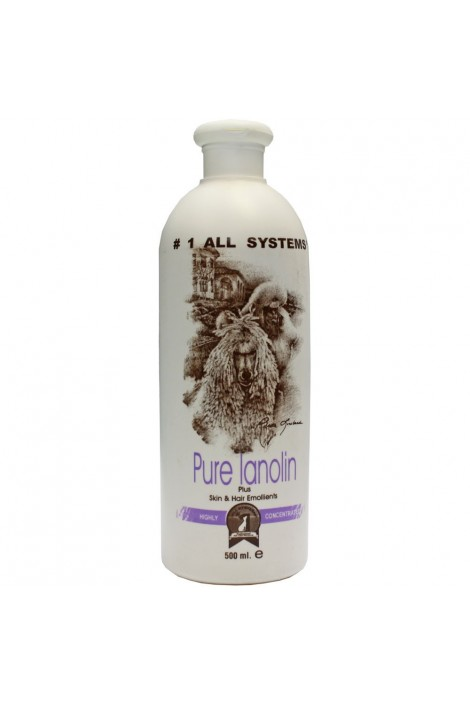 All Systems Pure Lanolin Plus Skin and Hair Emollients