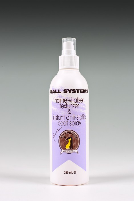 All Systems Hair Revitalizer Texturizer & Instant Anti-Static Spray