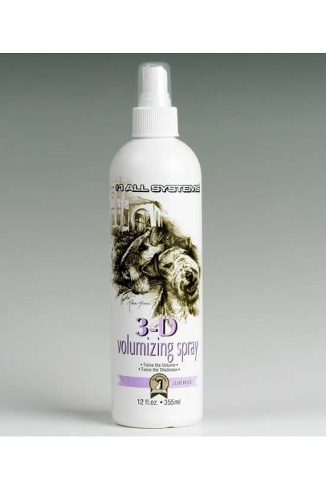 All Systems 3-D Volumizing Spray