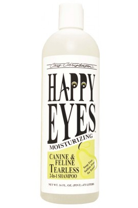 Happy Eyes™ Shampoo - Chris Christensen Happy Eyes Tearless 2 in 1 Shampoo