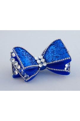Show Dog Precious Bows® - Blue Iris
