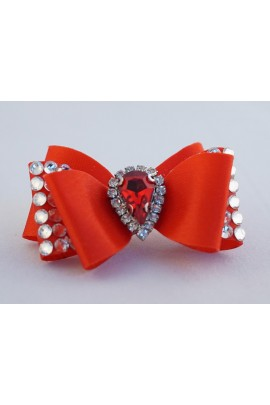 Show Dog Precious Bows® - Red Afrodite