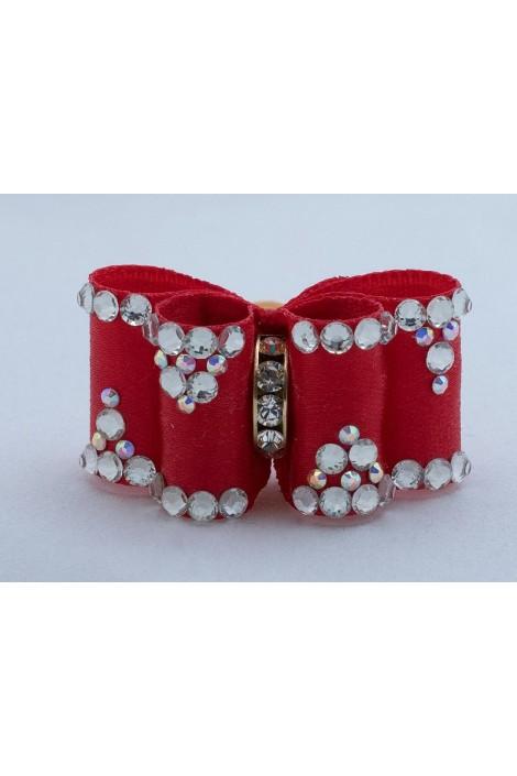 Show Dog Precious Bows® - Red Phoebe