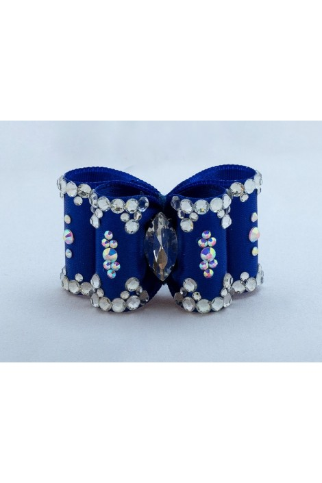 Show Dog Precious Bows® - Blue Royal Erigone