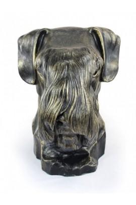 Διακοσμητικό Αγαλματίδιο Art-Dog - Προτομή Schnauzer