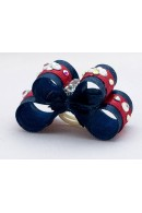 Show Dog Precious Bows® - Blue Navy Ifinoe