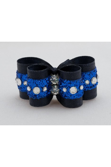 Show Dog Precious Bows® - Blue Navy Alkinoe