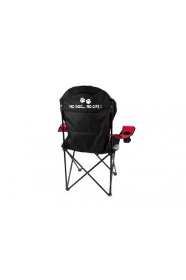 Show Tech Folding Comfy Chair Deluxe Red for Show
